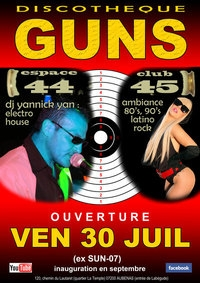 Discothèque Guns