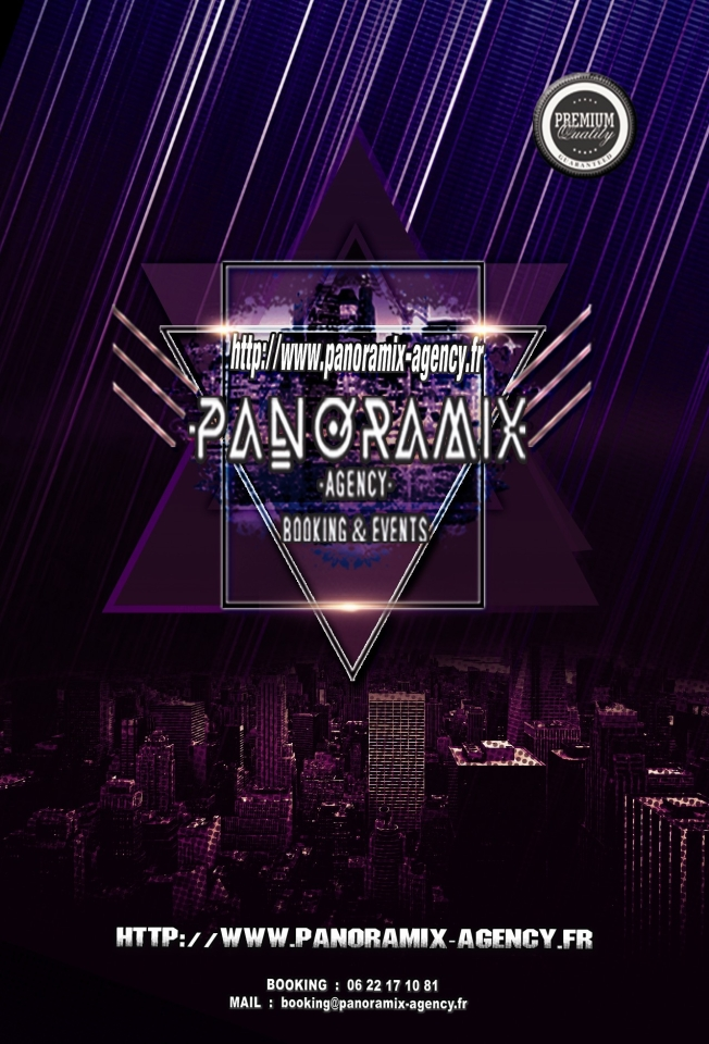 Panoramix Agency - Booking et Events