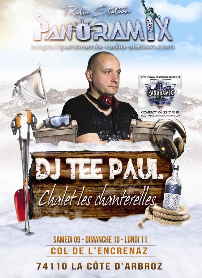 DJ Tee Paul