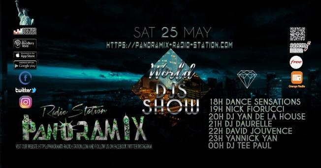 DJ Show Panoramix