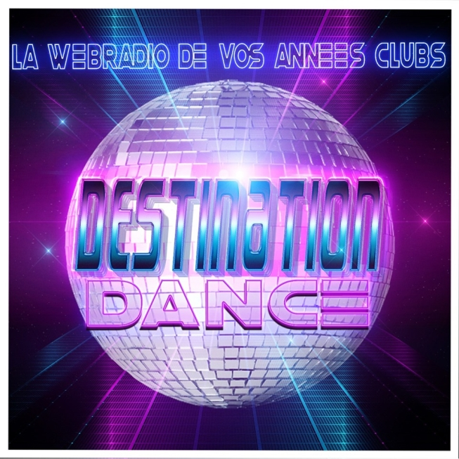 Logo Destination Dance