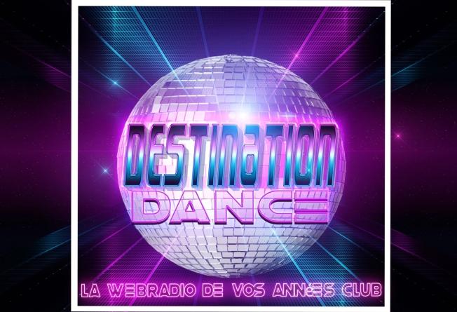 esquisse logo destination dance