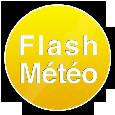 flashs meteo pad pour radio et webradio