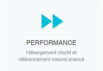 radio CMS hebergement reactif et referencement naturel