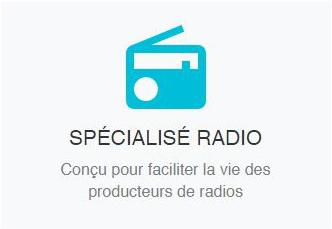 Créer facilement un site web radios