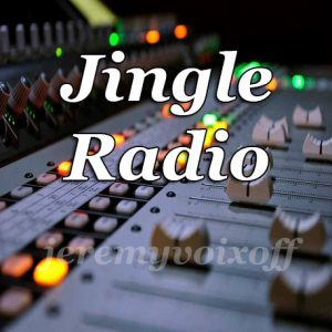 production audio jingle parlé habillage radio et webradio