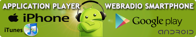 pack webradio player application android and iphone