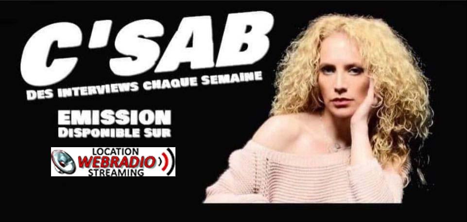 Sab - C'Sab pour webradio