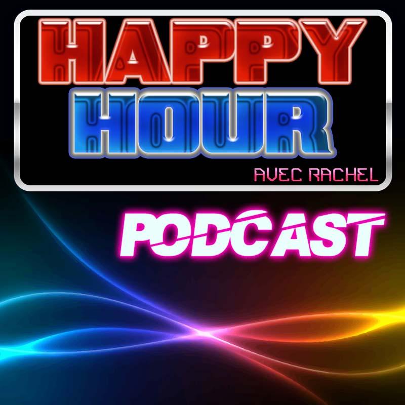 Rachel - Happy Hour pour webradio