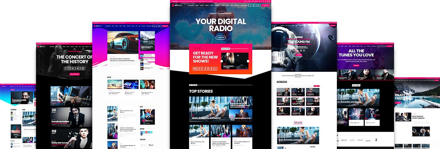 lecteur, émissions, programme, podcast, DJ et plus encore !